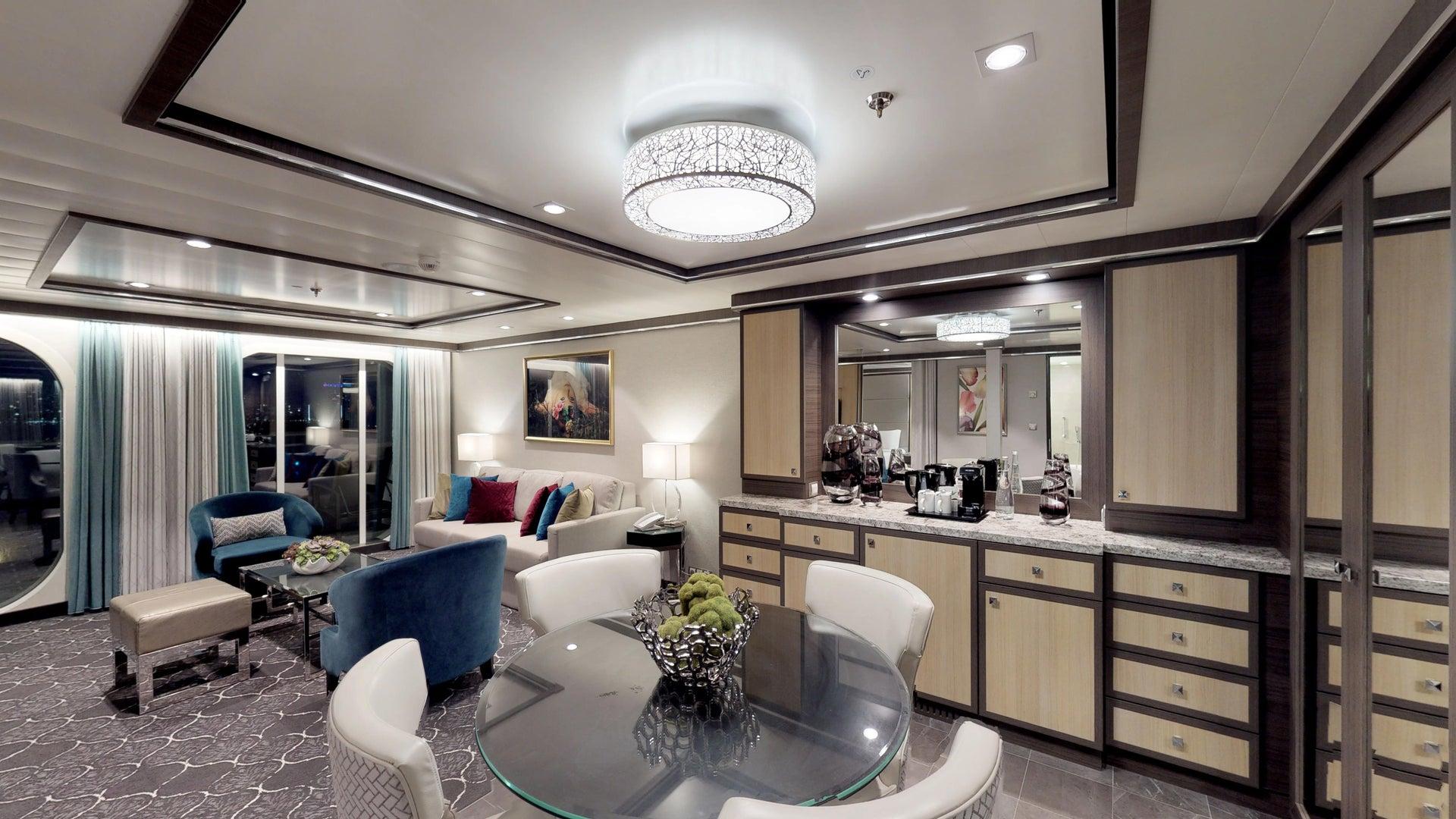 Cruise Ship Virtual Tours by Nuvo360