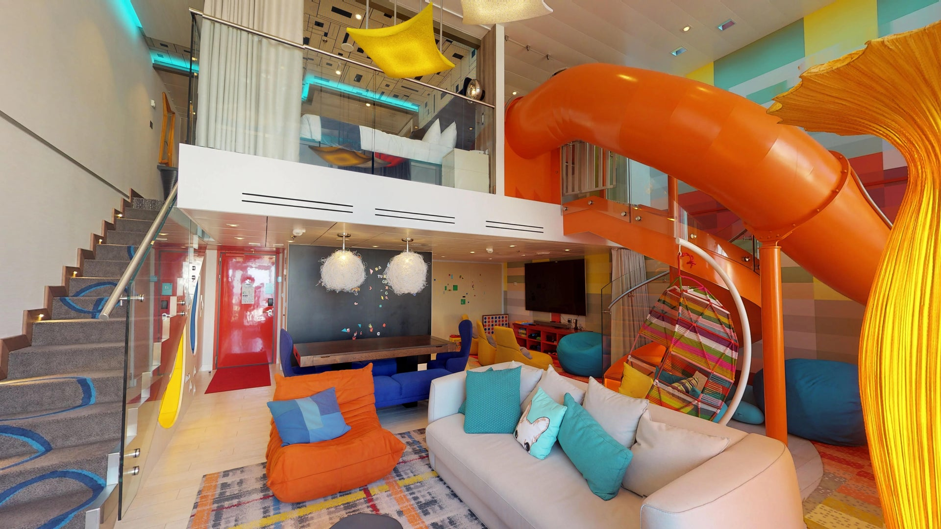 Symphony of the Seas – Ultimate Family Suite 3D Model