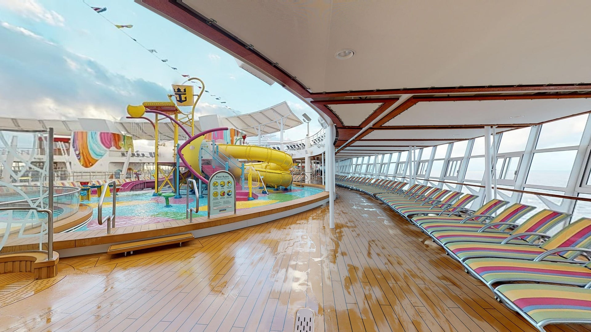 Cruise Ship Virtual Tours by Nuvo360